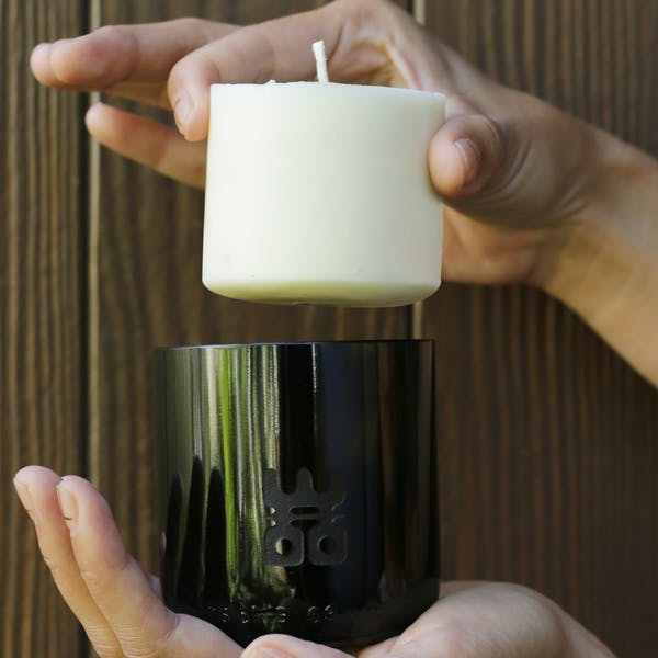 WOO Lucky Candle Refill – L