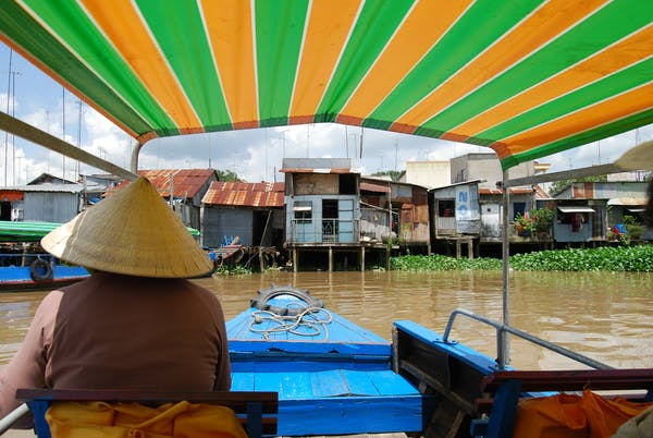 WOOing the Mekong Delta