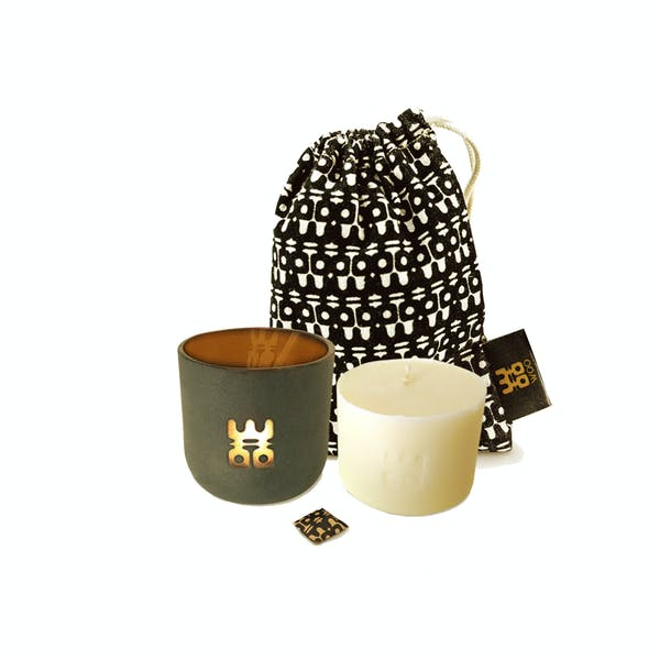 WOO Lucky Candle Black Mermaid – L – cb