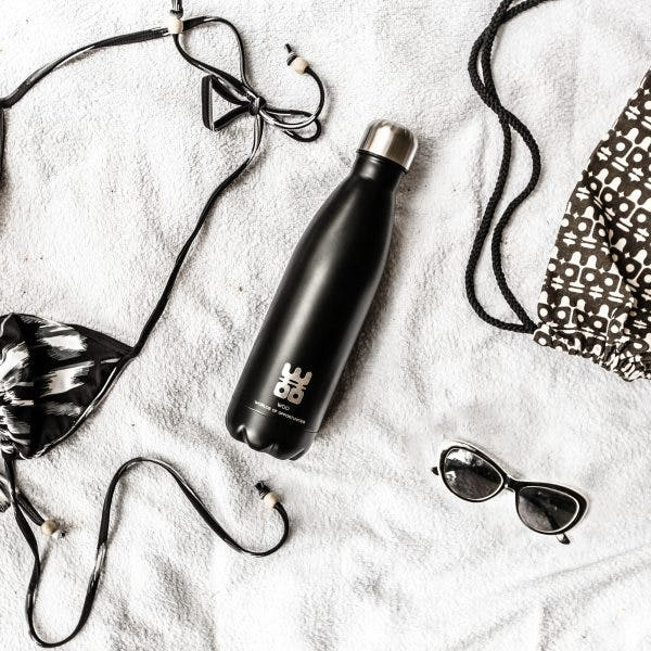 WOO Water Bottle: 15 Reasons Why We Use Stainless Steel