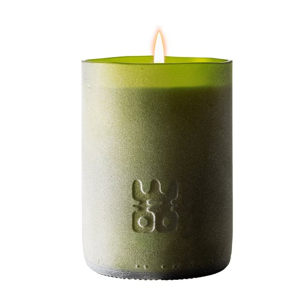 WOO Lucky Candle Matt Green – XL